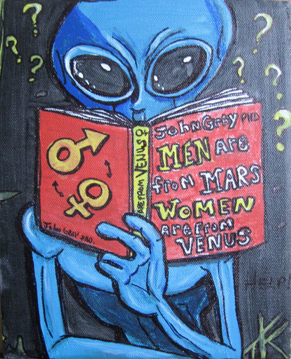 similar alien art tim kelly artist nyc alien seeking answers to love