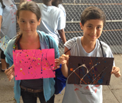art is good tim kelly art teacher brooklyn mellennium development after school art program brooklyn