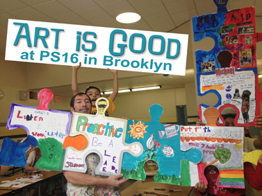 art is good tim kelly artist nyc ps16 williamsburg brooklyn