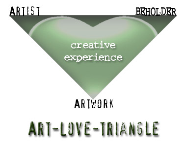 tim kelly artist art-love-triangle theory nyc