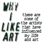 why i like art