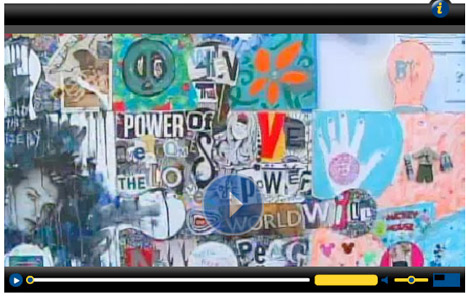 puzzle project ny1 roger clark tim kelly artiast nyc art is good