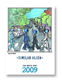 tim kelly art alien calendar similar alien nyc